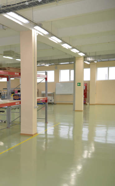 Design and Preparation of Manufacturing Premises